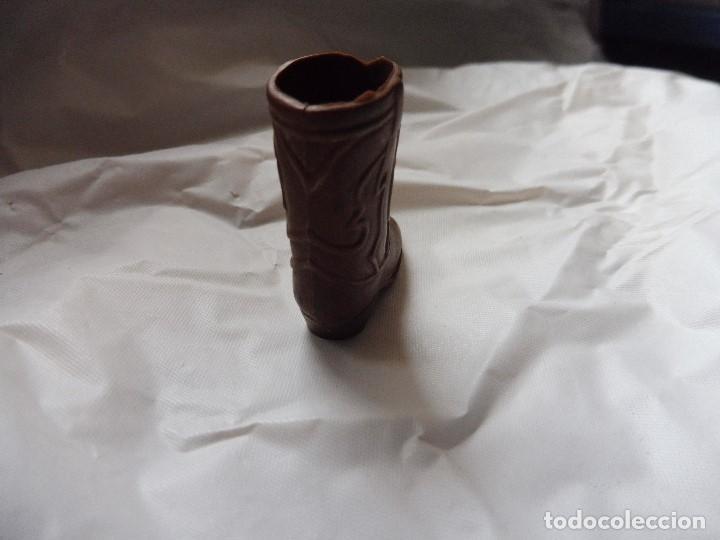 Figuras de acción - Big Jim: Lote complementos Big Jim bota marrón negra pantalón camisa - Foto 9 - 203626231