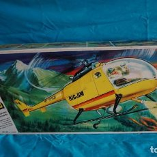 Figuras de acción - Big Jim: HELICOPTERO DE BIG JIM. Lote 205321336