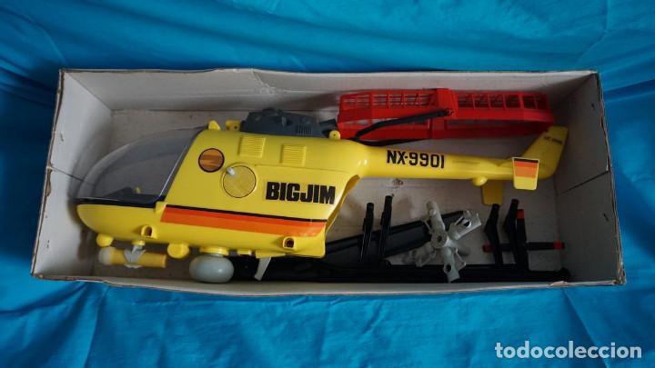 Figuras de acción - Big Jim: HELICOPTERO DE BIG JIM - Foto 3 - 205321336