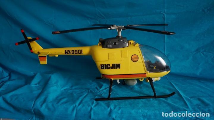 Figuras de acción - Big Jim: HELICOPTERO DE BIG JIM - Foto 5 - 205321336