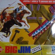 Figuras de acción - Big Jim: TRAJE DE BIN GIN NUEVO EN SU CAJA ORIGINAL. Lote 205683705