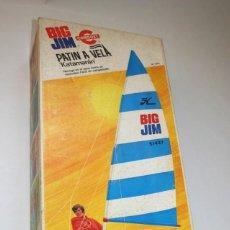 Figuras de acción - Big Jim: BIG JIM PATÍN A VELA. Lote 206985762