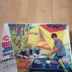 Figuras de acción - Big Jim: BIG JIM TIENDA DE CAMPING. Lote 207072845