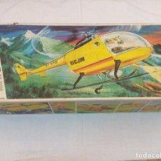 Figuras de acción - Big Jim: HELICOPTERO BIG JIM DE CONGOST/CON TARA .. Lote 207201030
