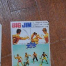 Figurines d'action - Big Jim: PUBLICIDAD 1976 BIG JIM JUGUETES CONGOST. Lote 216816768