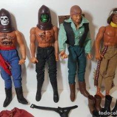 Figurines d'action - Big Jim: ESTUPENDO LOTE BIG JIM DE CONGOST SPAIN. Lote 217436081