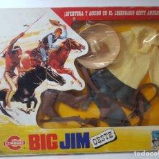 Figurines d'action - Big Jim: BLISTER BIG JIM OESTE DE CONGOST SPAIN. Lote 217436176
