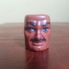 Figurines d'action - Big Jim: ANTIGUA CARA DOBLE DE BIG JIM - ZORAK - 1978 - CONGOST - MATTEL. Lote 217534221