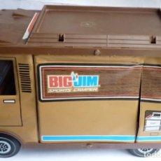 Figuras de acción - Big Jim: BIG JIM CAMPER AUTOCARAVANA. Lote 217585017