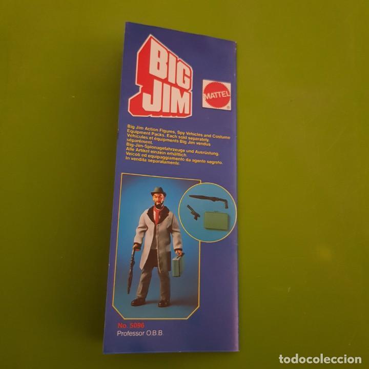 CATALOGO DESPLEGABLE BIG JIM (Juguetes - Figuras de Acción - Big Jim)