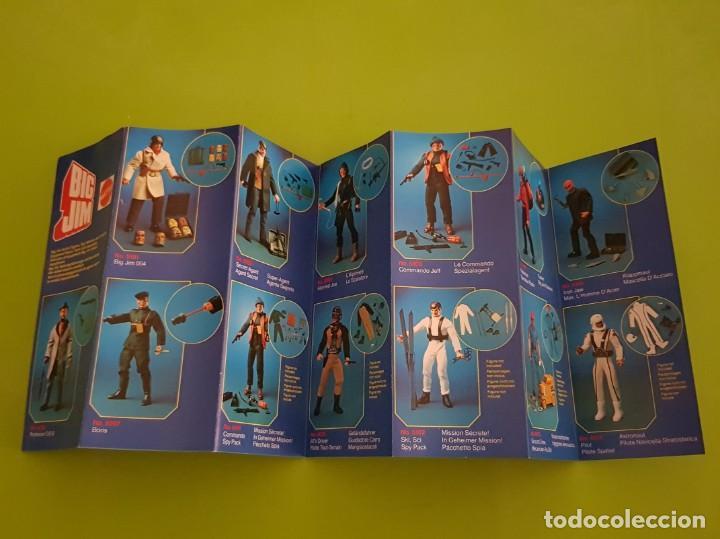 Figuras de acción - Big Jim: Catalogo desplegable BIG JIM - Foto 2 - 217782612