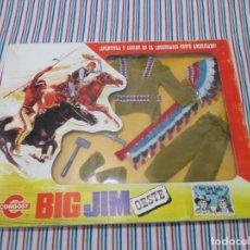 Figuras de acción - Big Jim: BIG JIM, CONJUNTO INDIO A ESTRENAR. Lote 218302947
