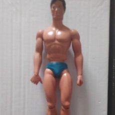 Figuras de acción - Big Jim: BIG JIM ORIGINAL MATTEL CONGOST AÑOS 70 BUEN ESTADO. Lote 221279732