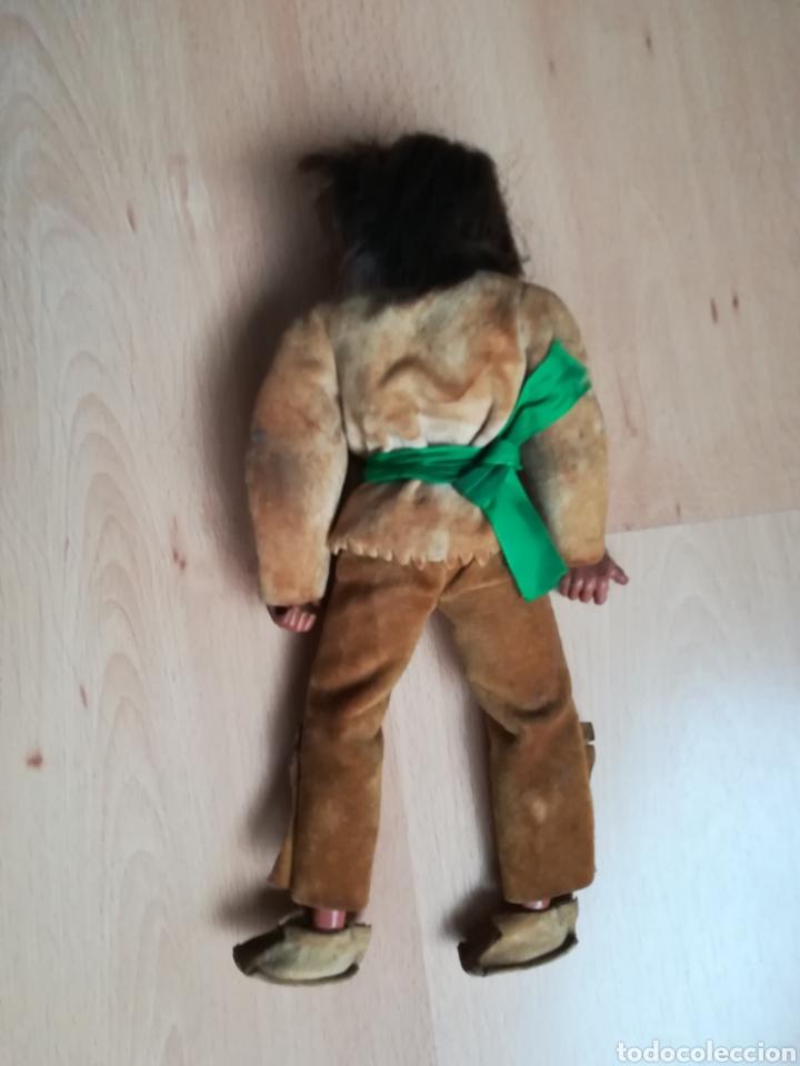 Figuras de acción - Big Jim: Antiguo muñeco BIG JIM GERONIMO. Congost. - Foto 3 - 221665165