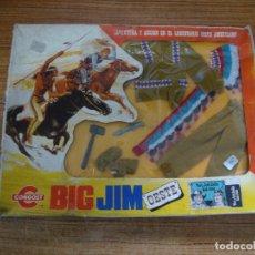 Figuras de acción - Big Jim: (REF-001) BIG JIM OESTE CAJA DE ACCESORIOS Y COMPLEMENTOS INCLUYE POSTER DE CONGOST VER FOTOS. Lote 221761615