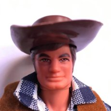 Figuras de acción - Big Jim: MUÑECO BIG JIM DEL OESTE DE CONGOST. Lote 222045217