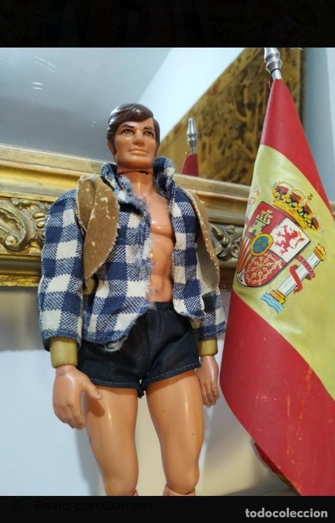 Figuras de acción - Big Jim: Muñeco big Jim Congost - Foto 1 - 222174758