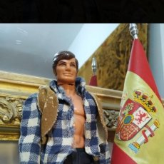 Figuras de acción - Big Jim: MUÑECO BIG JIM CONGOST. Lote 222174758