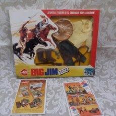 Figuras de acción - Big Jim: BIG JIM OESTE CAJA CON VESTUARIO DE OESTE BIG JIM ARTICULO MUY NUEVO. Lote 224633013