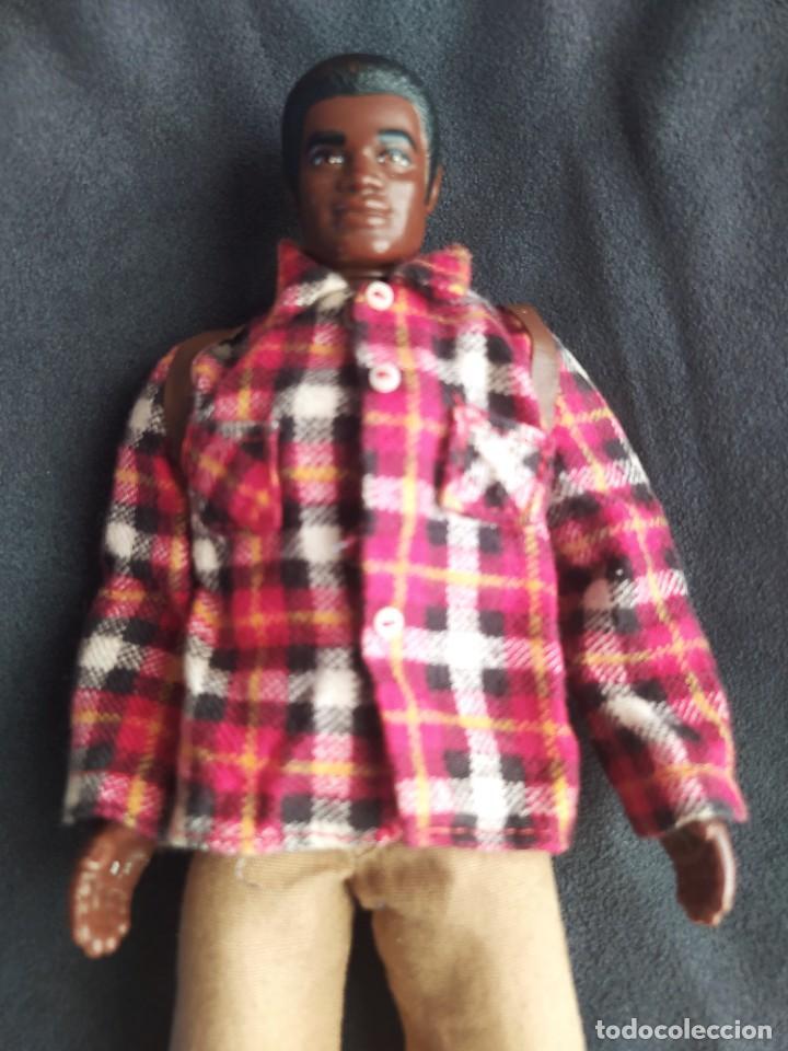 Figuras de acción - Big Jim: RARO BIG JACK DE BIG JIM ORIGINAL MATTEL CONGOST AÑOS 70 BUEN ESTADO - Foto 2 - 225406735