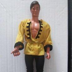 Figuras de acción - Big Jim: BIG JIM ORIGINAL KUNG-FÚ MATTEL CONGOST AÑOS 70 BUEN ESTADO. Lote 225406840
