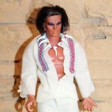 Figuras de acción - Big Jim: BIG JIM - JEFE INDIO - CONGOST SPAIN - 1971 MATTEL. Lote 228581900