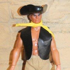Figuras de acción - Big Jim: BIG JIM CUSTOM - PIRATA BUCANERO - 1971 - MATTEL. Lote 228583040