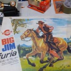 Figuras de acción - Big Jim: LOTE BIG JIM CON CAJA ORIGINAL BUEN ESTADO. Lote 229379185