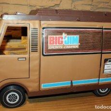 Figuras de acción - Big Jim: BIG JIM - SPORTS CAMPER O CARAVANA - 1971 - MATTEL. Lote 231077550