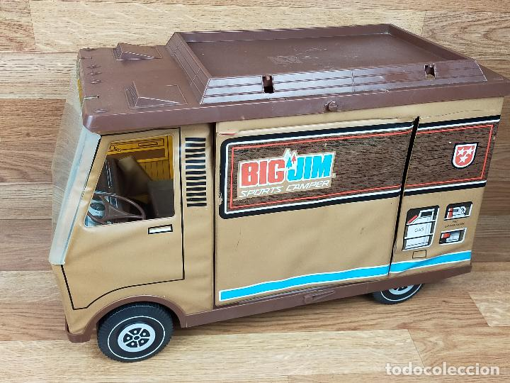 CARAVANA BIG JIM (Juguetes - Figuras de Acción - Big Jim)