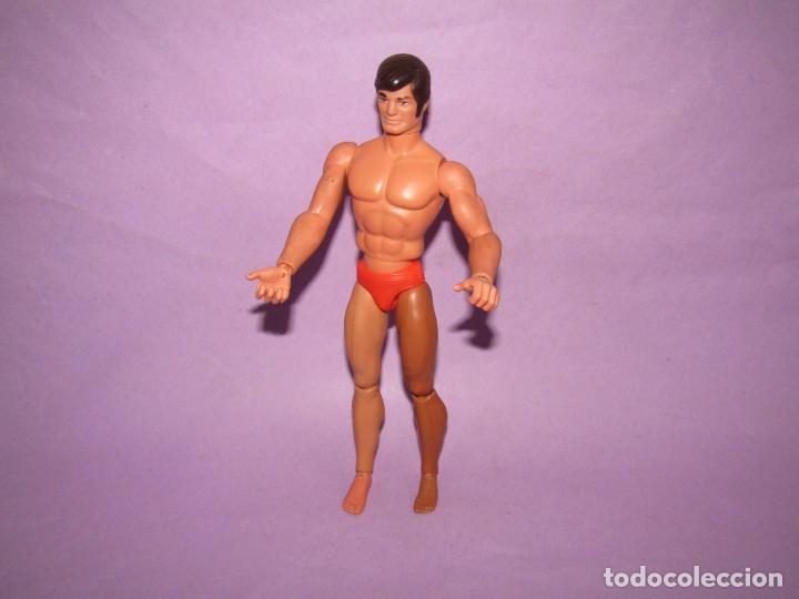ANTIGUO BIG JIM DE MATTEL - AÑO 1971 (Juguetes - Figuras de Acción - Big Jim)