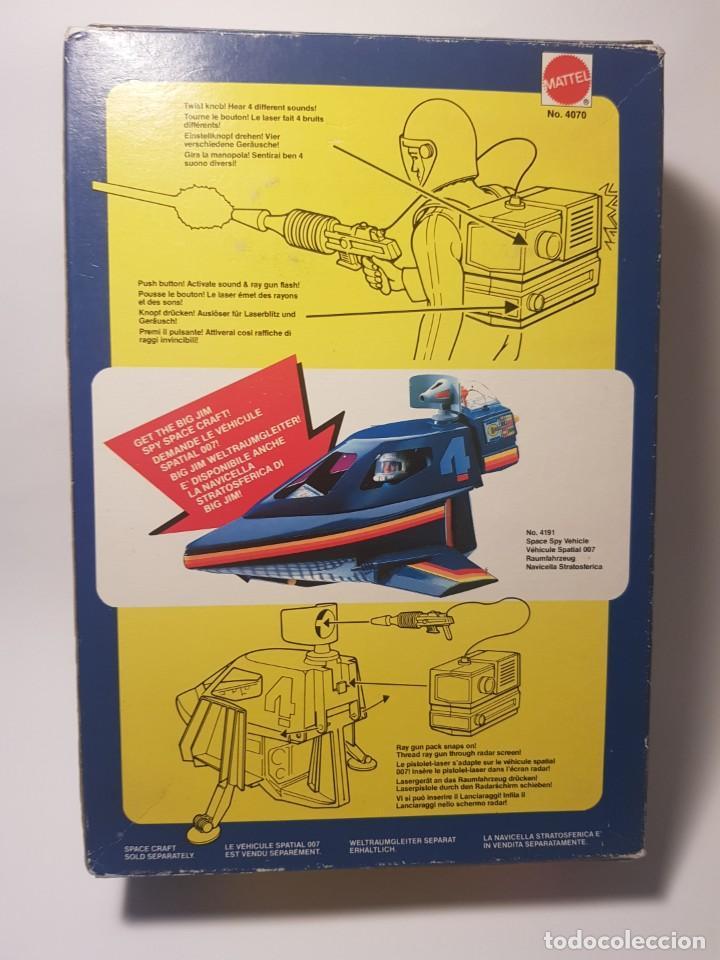 Figuras de acción - Big Jim: Astronauta BIG JIM Laser gunner - Foto 3 - 236769050