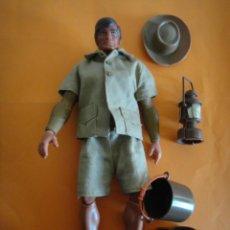 Figuras de acción - Big Jim: FIGURA BIG JIM EXPLORADOR 1971 MATTEL HONG KONG .. Lote 238365015