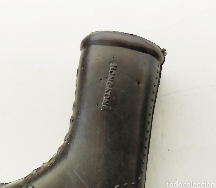 Figuras de acción - Big Jim: Accesorios botas negras figura acción muñeco Action man Big jim - Foto 3 - 241397120