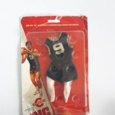 Figuras de acción - Big Jim: BLISTER BIG JIM TRAJE BALONCESTO MATTEL CONGOST REF 8854 ROPA ORIGINAL MUÑECO ACCESORIOS AÑOS 70. Lote 242376580