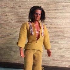 Figuras de acción - Big Jim: BIG JIM INDIO GERONIMO - MATTEL. Lote 246171650