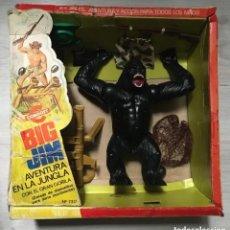 Figuras de acción - Big Jim: BIG JIM - AVENTURA EN LA JUNGLA EN CAJA - CONGOST SPAIN. Lote 246884265