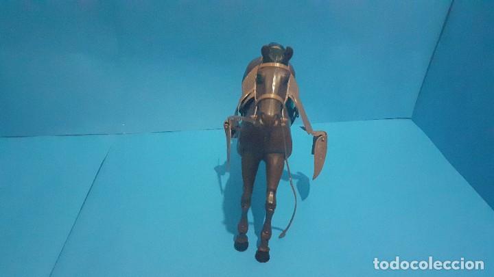 Figuras de acción - Big Jim: Lote Big Jim. El caballo furia, la tienda de camping y Maniqui negro. Congost. - Foto 7 - 248209175