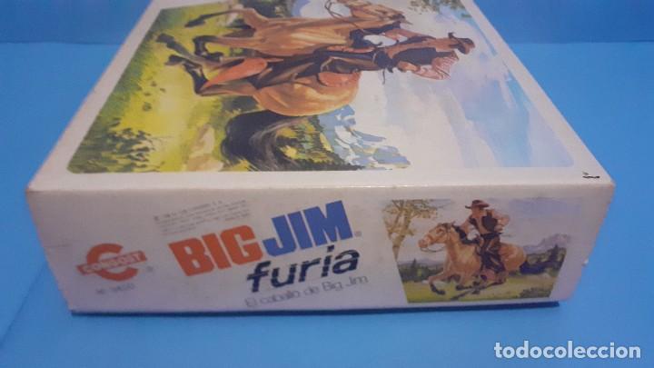 Figuras de acción - Big Jim: Lote Big Jim. El caballo furia, la tienda de camping y Maniqui negro. Congost. - Foto 12 - 248209175