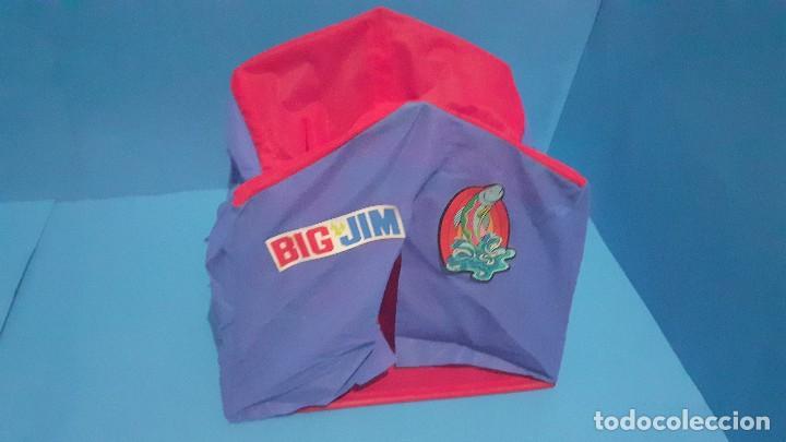 Figuras de acción - Big Jim: Lote Big Jim. El caballo furia, la tienda de camping y Maniqui negro. Congost. - Foto 29 - 248209175