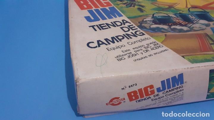 Figuras de acción - Big Jim: Lote Big Jim. El caballo furia, la tienda de camping y Maniqui negro. Congost. - Foto 32 - 248209175