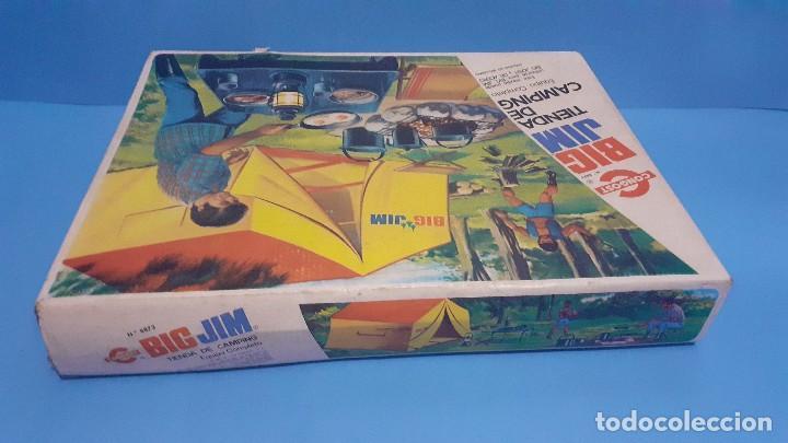 Figuras de acción - Big Jim: Lote Big Jim. El caballo furia, la tienda de camping y Maniqui negro. Congost. - Foto 33 - 248209175