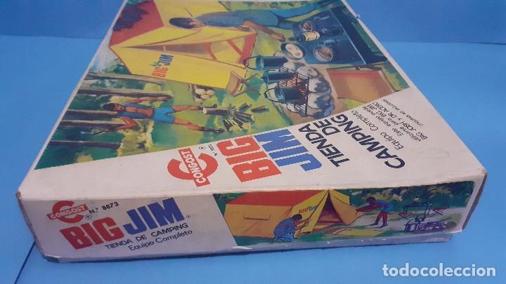 Figuras de acción - Big Jim: Lote Big Jim. El caballo furia, la tienda de camping y Maniqui negro. Congost. - Foto 34 - 248209175