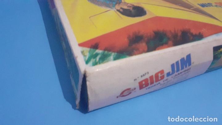 Figuras de acción - Big Jim: Lote Big Jim. El caballo furia, la tienda de camping y Maniqui negro. Congost. - Foto 36 - 248209175