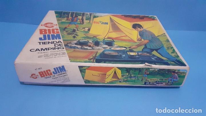 Figuras de acción - Big Jim: Lote Big Jim. El caballo furia, la tienda de camping y Maniqui negro. Congost. - Foto 40 - 248209175