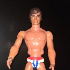 Figurines d'action - Big Jim: BIG JIM AVENTURA MATTEL 1977 - SLIP ROJO, AZUL Y BLANCO. Lote 248247470