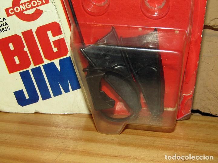Figuras de acción - Big Jim: BIG JIM - CONGOST - BLISTER CONJUNTO PESCA SUBMARINA - REF 8855 - NUEVO - Foto 2 - 251425550