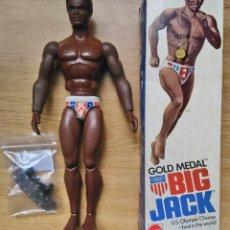 Figurines d'action - Big Jim: BIG JIM BIG JACK GOLD MEDAL. Lote 257480765