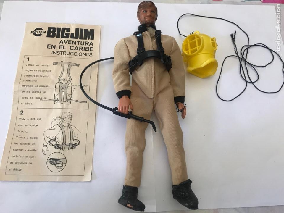 BIG JIM AVENTURA EN EL CARIBE (Juguetes - Figuras de Acción - Big Jim)