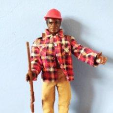 Figuras de acción - Big Jim: RARO BIG JACK DE BIG JIM ORIGINAL MATTEL CONGOST AÑOS 70 BUEN ESTADO. Lote 225406735